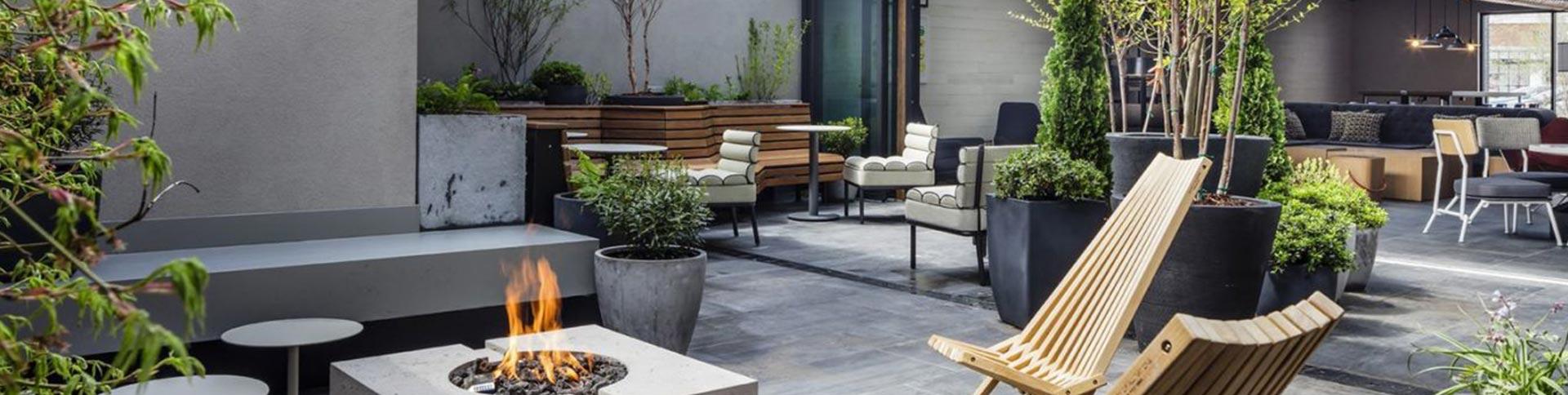 Secret Garden Lounge in Cambridge