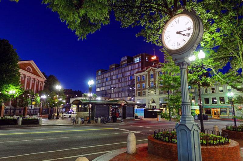 Shops nearby Cambridge Hotel